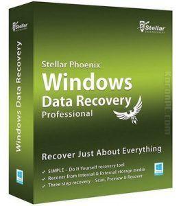 Stellar Phoenix Windows Data Recovery Pro 8 0 0 0 Activation Key Free