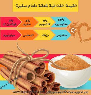فوائد القرفة وإستخداماتها جديدة 2020 ملعقة صغيرة من القرفة ستذهلك بـ العربي Food Breakfast Cereal