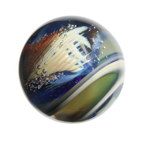 Space Explorer Huge Desk Marble Marble Marble House Glass Marbles