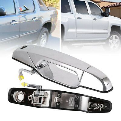 Sponsored Ebay Front Left Driver Side Lh Outside Exterior Door Handle For 2007 2013 Chevy Gmc Exterior Door Handles Door Handles Exterior Doors