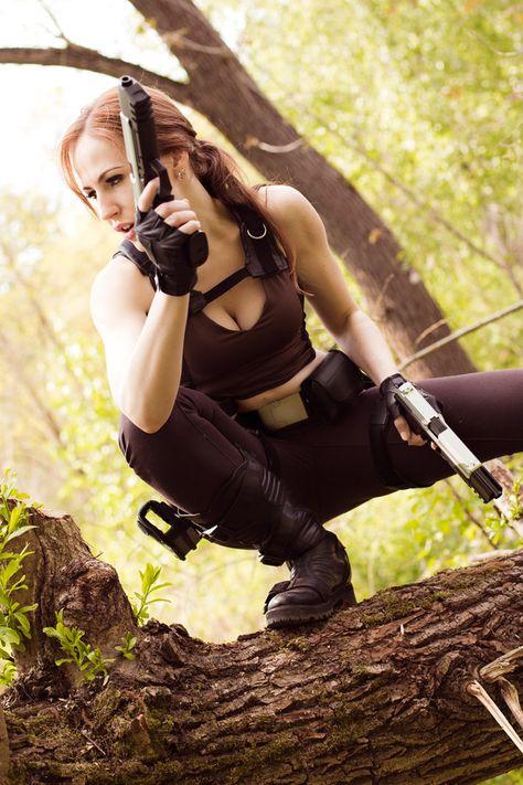 Lara Croft Underworld Tomb Raider Milla by milla-s on