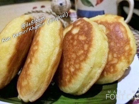 Resep 133 Kue Kamir Khamir Original Oleh Je Debloom Resep Resep Makanan Masakan