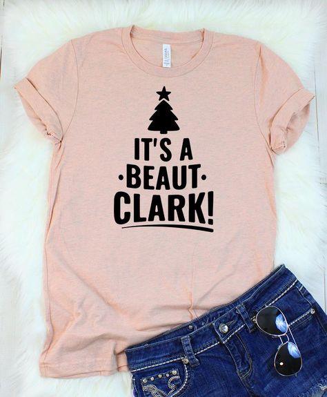 Its a Beaut Clark Christmas Vacation T-Shirt Website Name - Vinyl Shirt - Ideas of Vinyl Shirt - Christmas Quotes, Family Christmas, Christmas Diy, Christmas Decorations, Griswold Christmas, Christmas Presents, Christmas Outfits, Christmas Pictures, Christmas Cookies