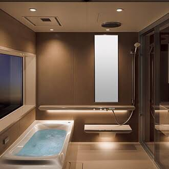 調光 検討用 浴室 デザイン バスルーム ハウスデザイン