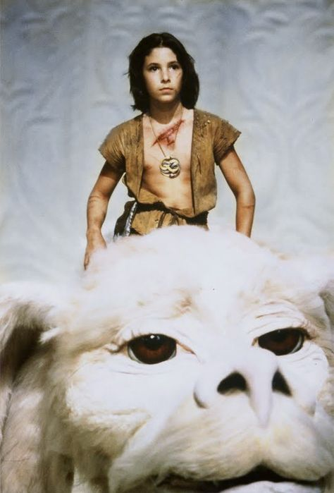 My favorite movie when I was a kid. Don't care who knows it.