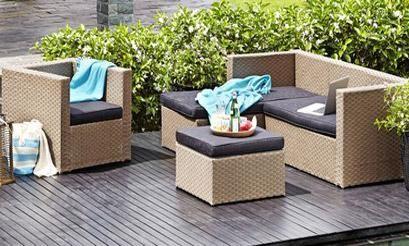 Meble Ogrodowe Znajdź Zestawy Ogrodowe Krzesła I Stoły W