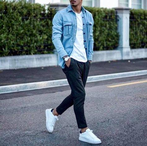 66 Ideas Moda Masculina Hipster Casual Shirts For 2019