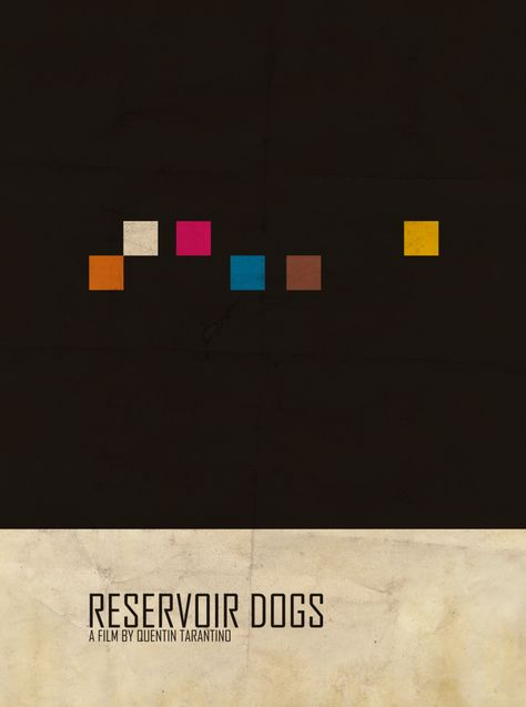 Reservoir Dogs by James Hatley
