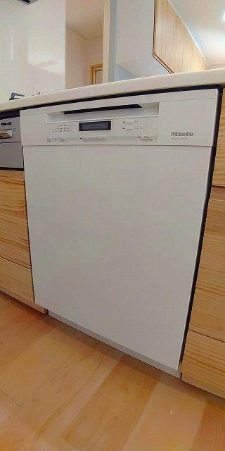 Web内覧会 ミーレ食洗器を徹底解剖 超家事楽 20年3660時間を買う 2020 ミーレ 家事 Web内覧会