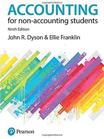 Download Accounting For Non Accounting Students 9th Edition Accounting Student Accounting Student Authors