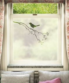 Frosted Film from The Window Film Company