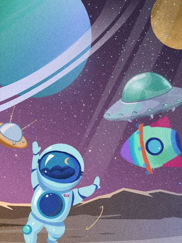 Future Science And Technology Space Tour Astronauts Planet Future Technology Astronaut Planet Illustration Image On Pngtree Free Download On Pngtree Abstract Iphone Wallpaper Font Illustration Abstract Wallpaper