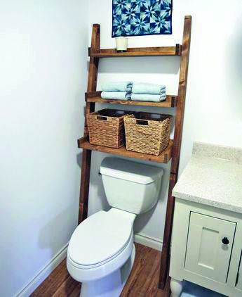 15 Brilliant Over The Toilet Storage Ideas That Make The Most Of Your Space Bathroom Organization Diy Bathroom Organisation Small Bathroom Storage
