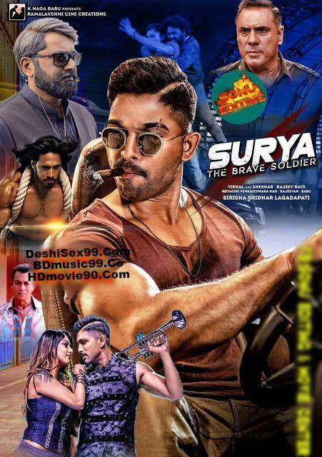 Download Naa Peru Surya 2018 Hindi Dubbed Movie Afilmywap