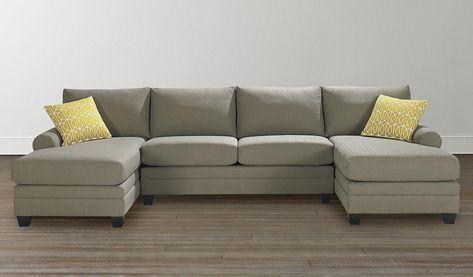 Sectional Sofas Mit Chaiselongue - im Gegensatz zu einem ...
