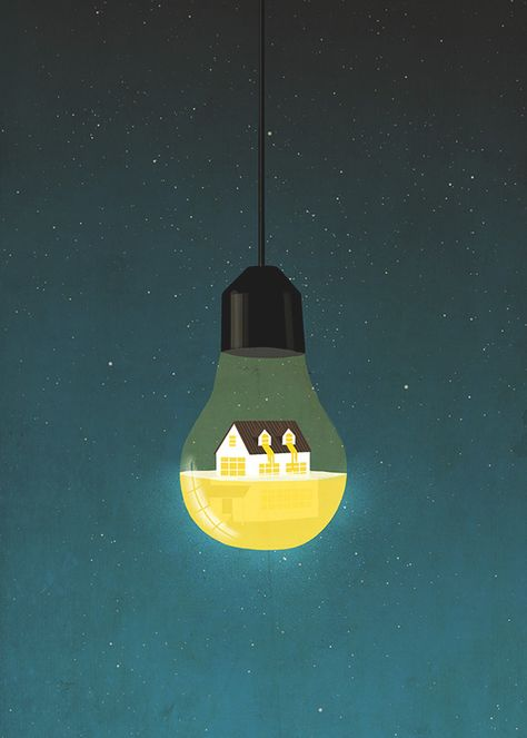 Light is Like water - book cover on Behance