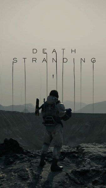 Death Stranding 4k Hd Mobile Smartphone And Pc Desktop Laptop Wallpaper 3840x2160 1920x1080 2160 Iphone Wallpaper Game Wallpaper Iphone Gaming Wallpapers