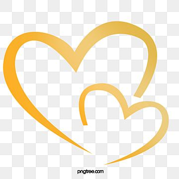 Two Hearts Heart Outline Heart Clipart Two Heart Shaped Png Transparent Clipart Image And Psd File For Free Download Heart Outline Heart Hands Drawing Heart Outline Png