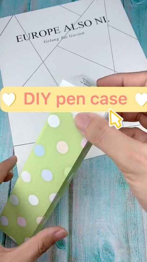 DIY Pen case