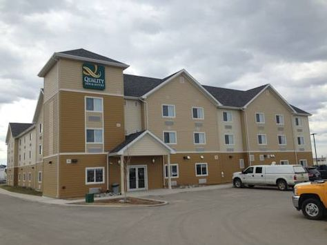 Quality Inn Suites Thompson Thompson Manitoba Quality Inn