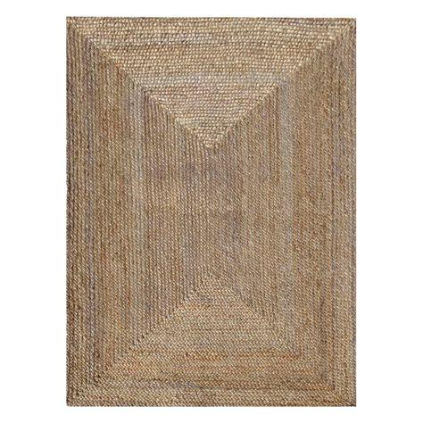 Alinea Rush Text Tapis Tresse En Jute 160x230cm Alinea Decoration Deco Tapis Tapis Tresse Tapis Tapis Salon
