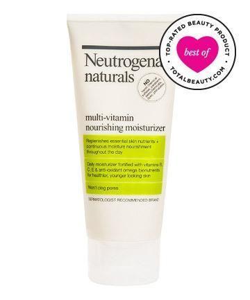 Best Face Moisturizer No 10 Neutrogena Naturals Multi Vitamin