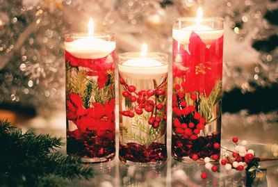 Diy Floating Holiday Candles Floating Candle Centerpieces Wedding Floating Candles Pond Candle Wedding Centerpieces