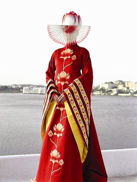 Eiko Ishioka's costume from  The Fall [2006]