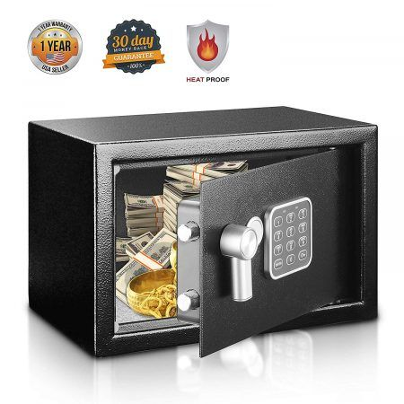 Top 10 Best Combination Safes In 2020 Reviews Buyer S Guide In 2020 Safe Box Digital Safe Safety Box