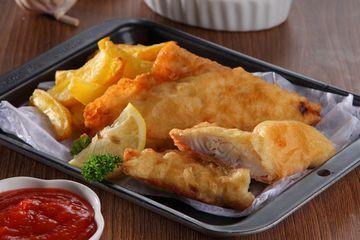 Fish And Chips Resep Lemon Kentang