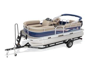 SUN TRACKER Boats : Recreational Pontoons : 2018 PARTY BARGE