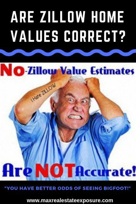 Are Zillow Home Value Estimates Accurate Zillow Homes Real