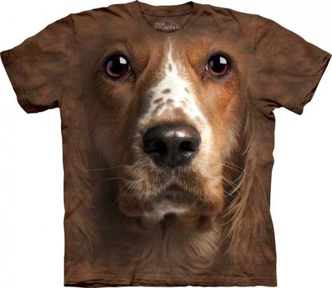3d Adult Unisex T Shirt Welsh Springer Spaniel For Sale In Brooklyn Ny American Cocker Spaniel Spaniel Welsh Springer Spaniel