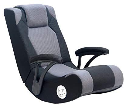 Terrific Game Chair Xpro 200 Video Rocker With Headphone Jack Dailytribune Chair Design For Home Dailytribuneorg