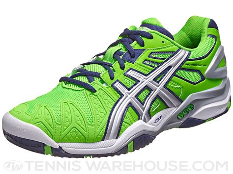 The Asics Gel Resolution 6 shoe remains one of the best options available  for the serious tennis player! | TW Men's Shoe Reviews | Pinterest | Tennis  ...