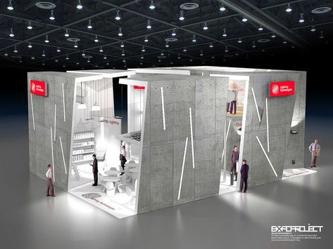 Exhibition Stand Behance : Exhibition design special booth by amornwat osodprasit via