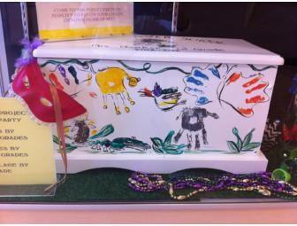 SILENT AUCTION PREVIEW - Classroom Art Project (K through 2nd Grade) - BiddingForGood Fundraising Auction