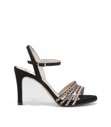 Sandalia Lodi Modelo Inru Sandalias Botines Abiertos Zapatos Altos