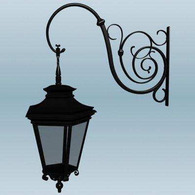 Old Fashioned Street Lamp X Street Lamp Victorian Lamps Street
