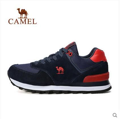 Camel women outdoor off-road running shoes slip-resistant wear-resistant  breathable sneaker