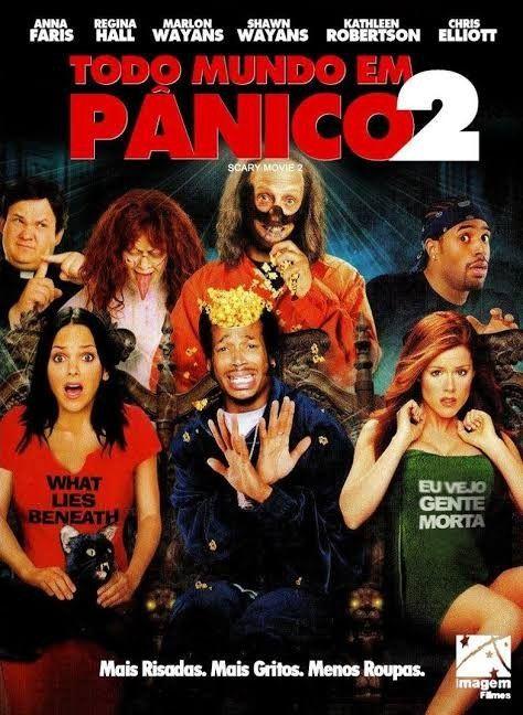 Todo Mundo Em Panico 2 Scary Movie 2 2001 Com Imagens Todo