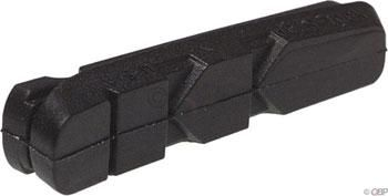 KOOLSTOP DURA ACE//ULTEGRA REPLACEMENT BLACK BICYCLE BRAKE PAD INSERTS