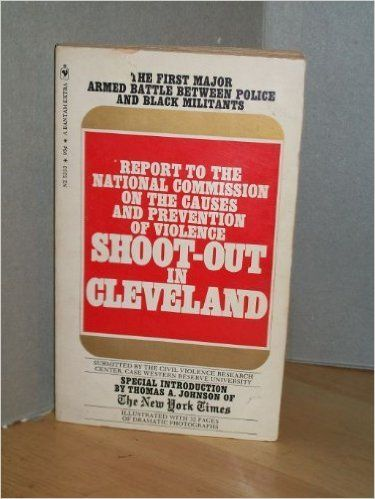 SHOOT-OUT IN CLEVELAND BLACK MILITANTS AND THE POLICE JULY 23 - staff report