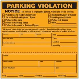 Fake Parking Ticket Printable Free Download Parking Tickets Insider Guide Ticket
