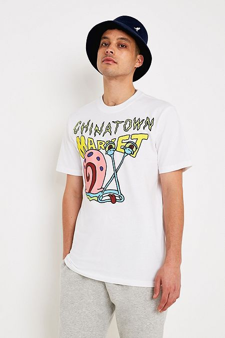 Chinatown Market X SpongeBob SquarePants UO Exclusive Hoodie