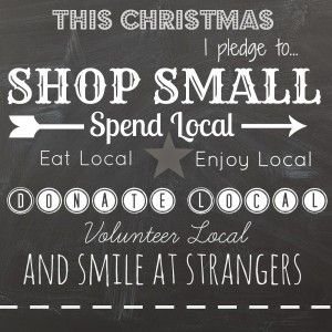 ShopSmallBlog