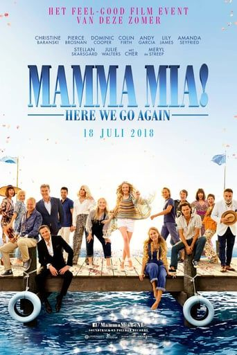 Telecharger Mamma Mia Here We Go Again Streaming Vf 2018
