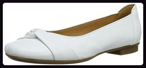 111 Gabor 04 Geschlossene Damen Shoes BallerinasWeiß21 f6IYb7gvym