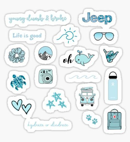 Vsco Stickers Aesthetic Stickers Stickers Packs Glossier Stickers