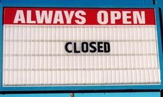 An open and shut case